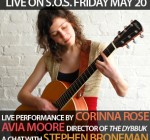 CORINNA ROSE is Montreal band playing at Barfly on May 20th. The whole band will be live in the studio this Friday. You can check out their music on their Myspace page.