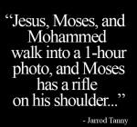 Jesus Moses