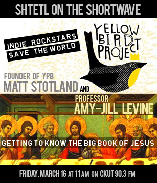 Yellow Bird and New Testament Show