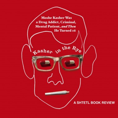 Book Review Kasher in the Rye