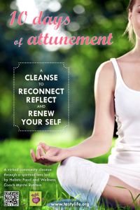10-Days-of-Attunement-Image. A holiday cleanse