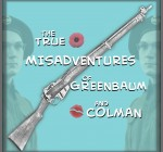 Misdaventures of Greenbaum and Colman. Graphic by Audrey Colman