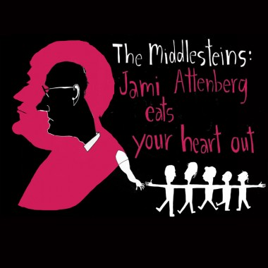 Attenberg Eats your Heart Out. Illustration by David Mitchell