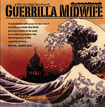 Guerrilla Midwife web title