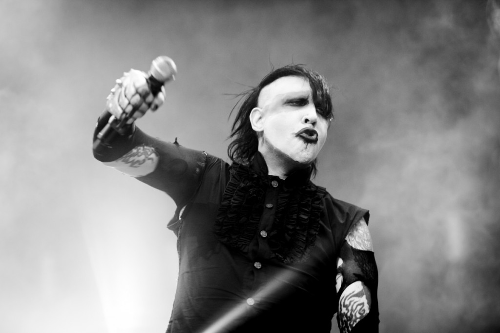 8.Marilyn Manson-photo Susan Moss