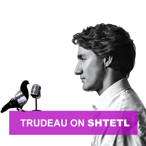 Trudeau on Shtetl