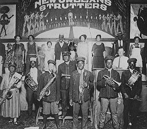Lester Family Band (Minstrel show)